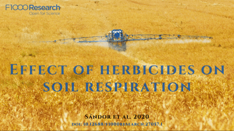 Read more about the article Effect of herbicides on soil respiration: a case study conducted at Debrecen-Látókép Plant Cultivation Experimental Station
