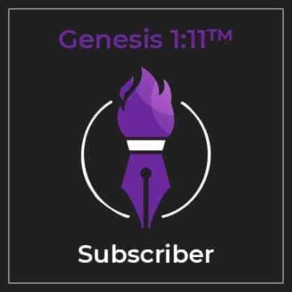 Genesis 1:11™ Subscriber pack